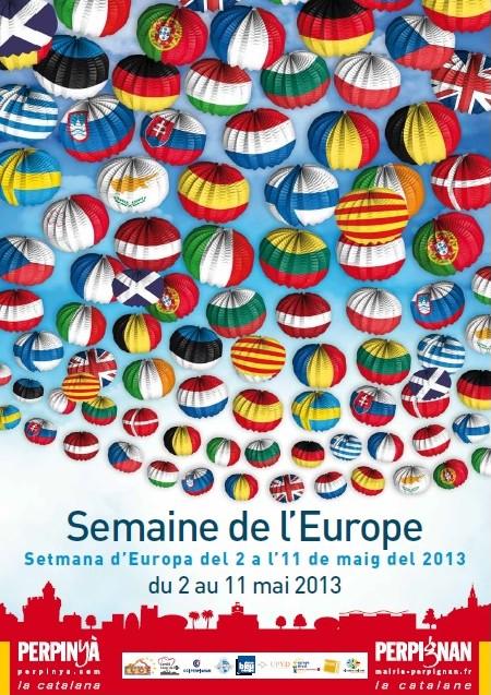 affiche fete de l'europe