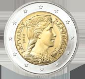pièce 1 et 2 euros